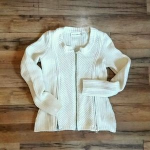 ** Anthro's**Charlie & Robin Wool Blend Sweater. Size XS